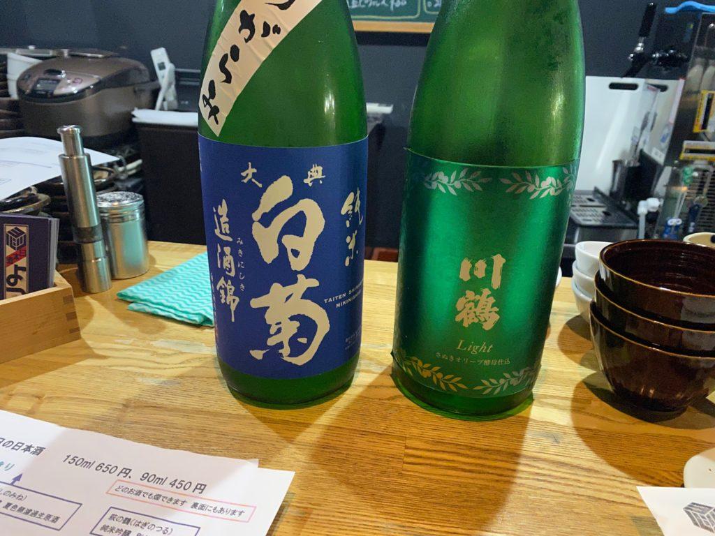 日本酒よつば 浦安