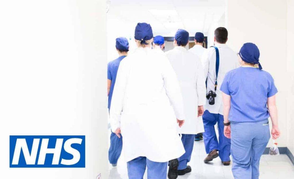 NHS intern doctors
