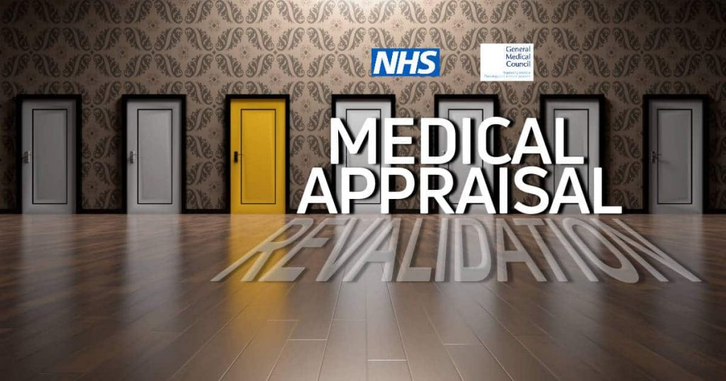 medical appraisal and revalidation