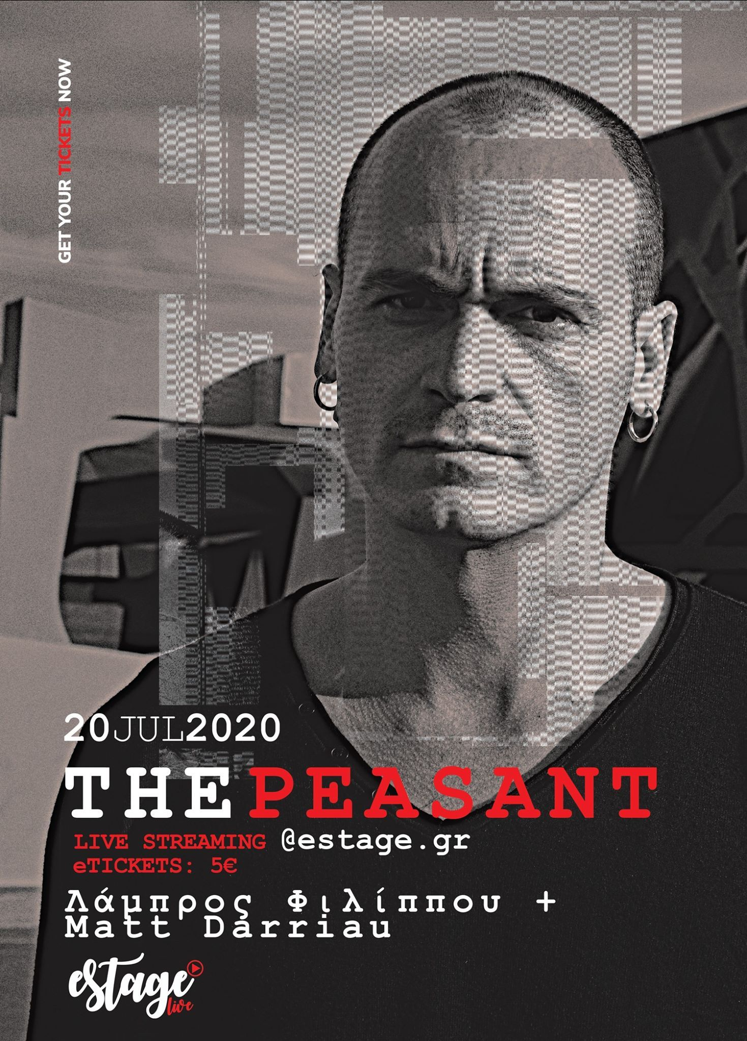 The Peasant | Labros Filippou + Matt Darriau