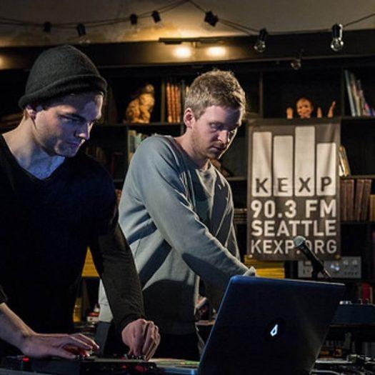 Kiasmos – Live on KEXP