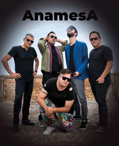 Μουσικό συγκρότημα  AnamesA | Live Streaming