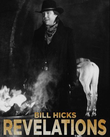 Bill Hicks Revelations 1993 UK