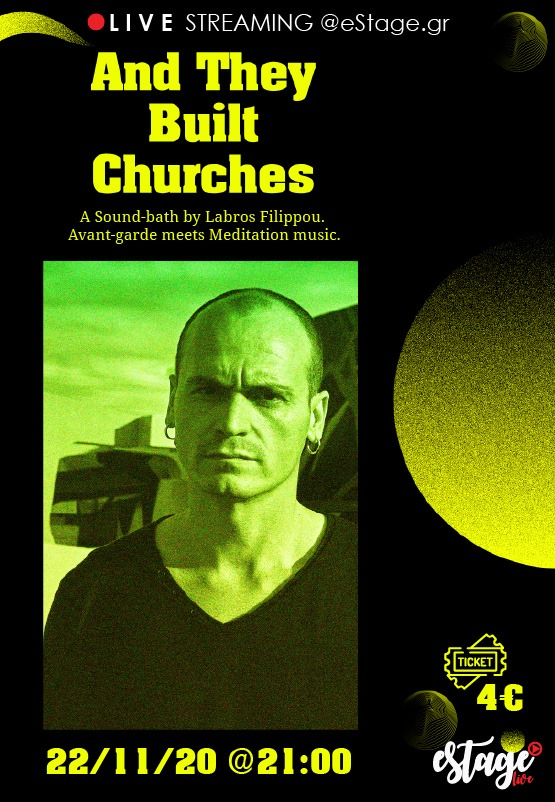 And They Built Churches | Labros Filippou