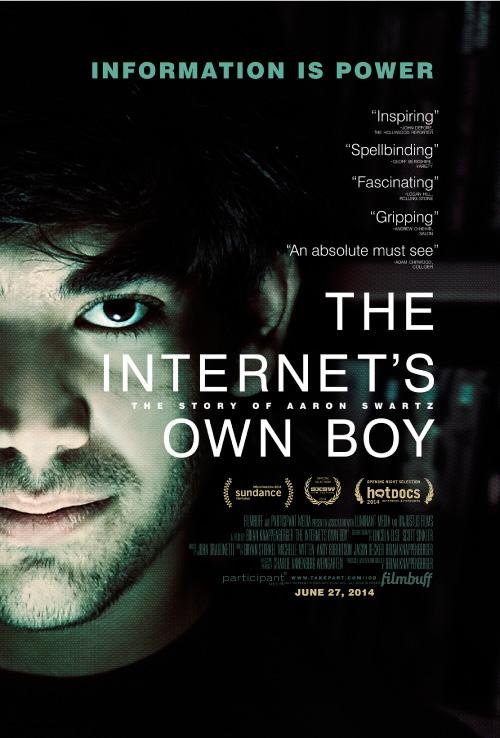 The Story of Aaron Swartz Greek
