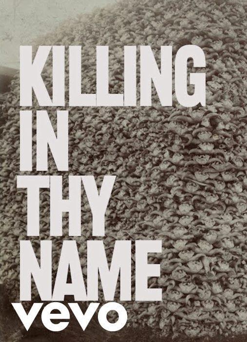 Rage Against the Machine x The Ummah Chroma – Killing In Thy Name