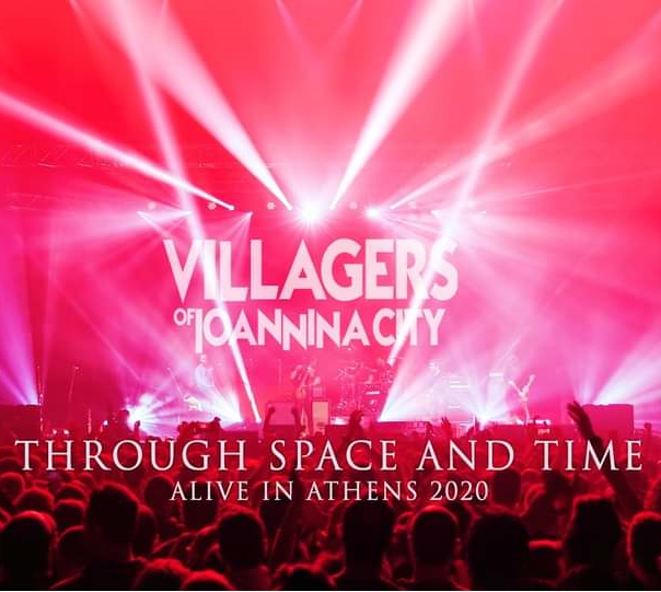 Villagers of Ioannina Cirty – Through Space and Time (Alive in Athens 2020)