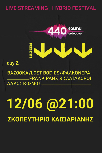 Live 440 Sound Collective 12/6