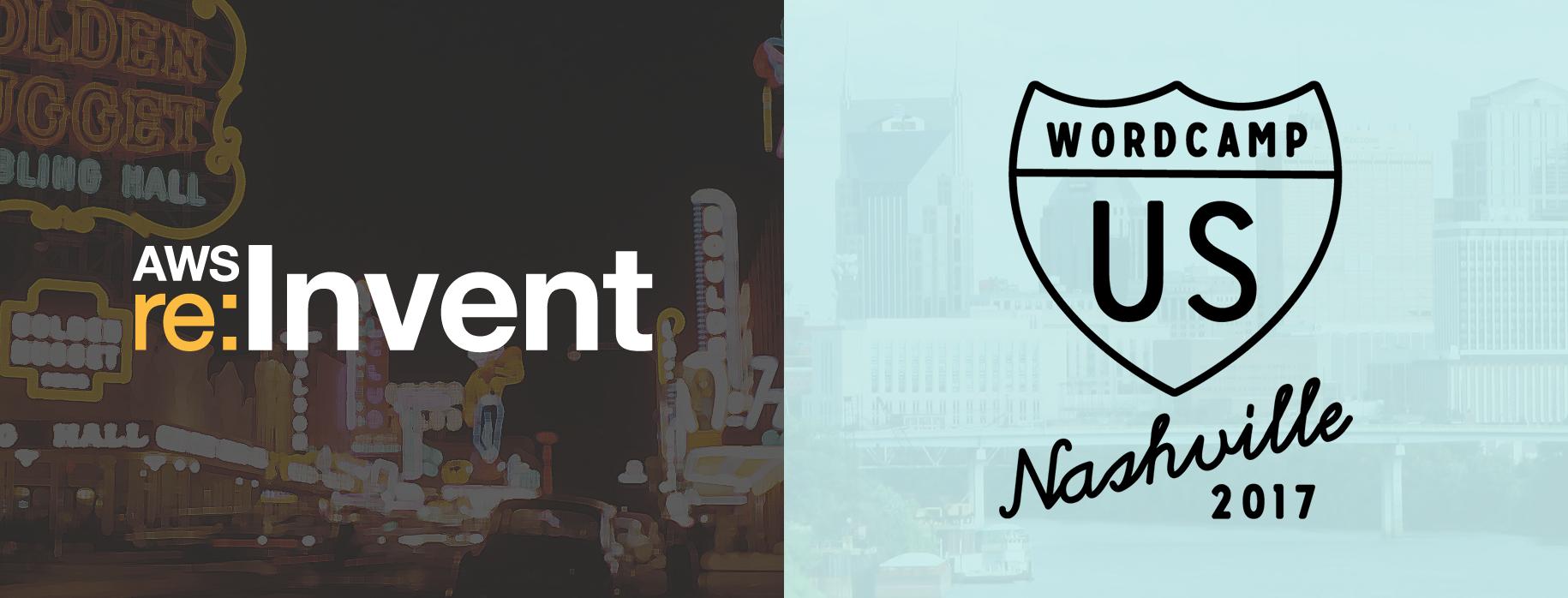 reInvent WordCamp Us 2017