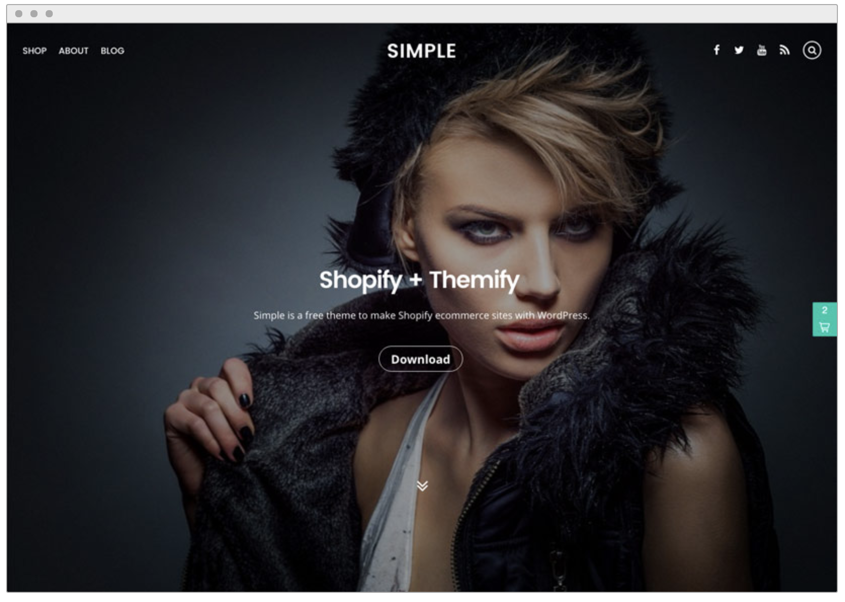 Themify Simple Theme