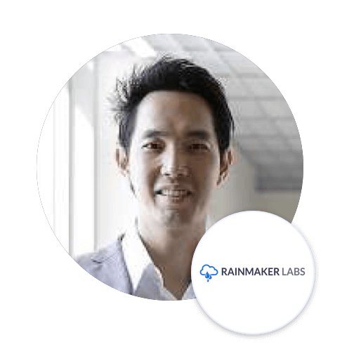 Rainmaker Labs (Acquired by KPMG) CEO Alex Leong testimony